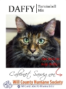 Will County Humane Society - Daffy's Cabernet Sauvignon