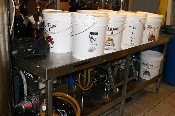 Chilean Malbec Juice 6 gallons Pails