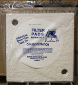 Filter Pads For Super-Jet #1 (Pack of 3)