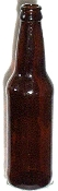 Amber Beer Bottles 12oz (Case of 24)